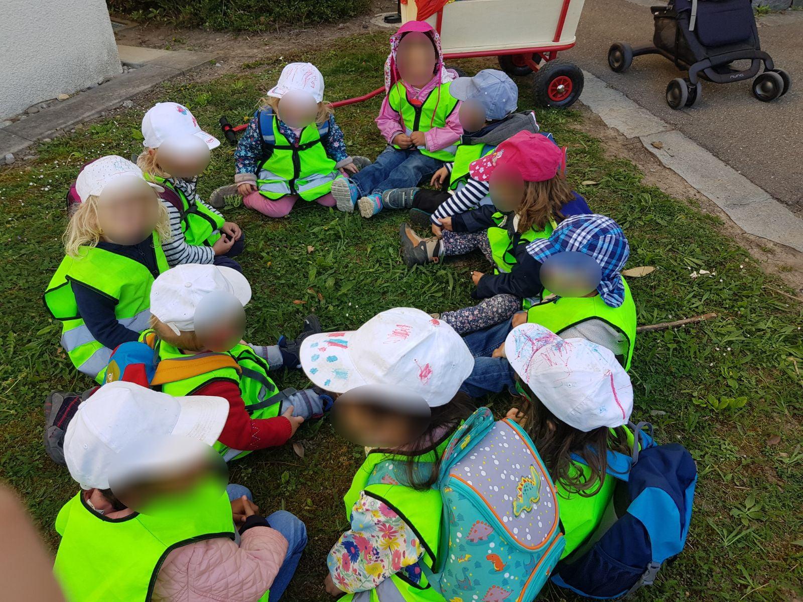 Sprachförderung in der Kinderkrippe
