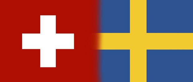 Schweiz-Schweden